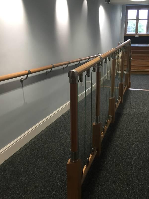 Wooden Handrails